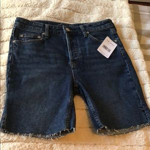 NWT we the Free x free people cutoff shorts